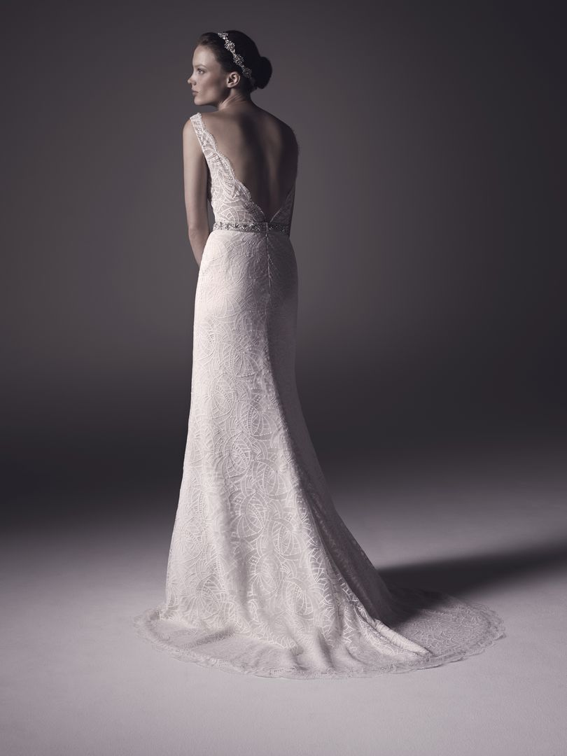 Amare Couture Wedding Dress : Nika wedding dress | read more on I take you - UK wedding blog #weddingdress
