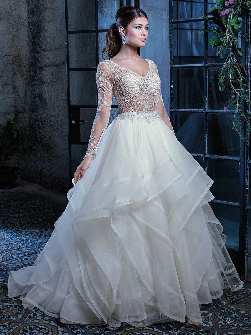 Style C125 Jordana | Amaré Couture Bridal