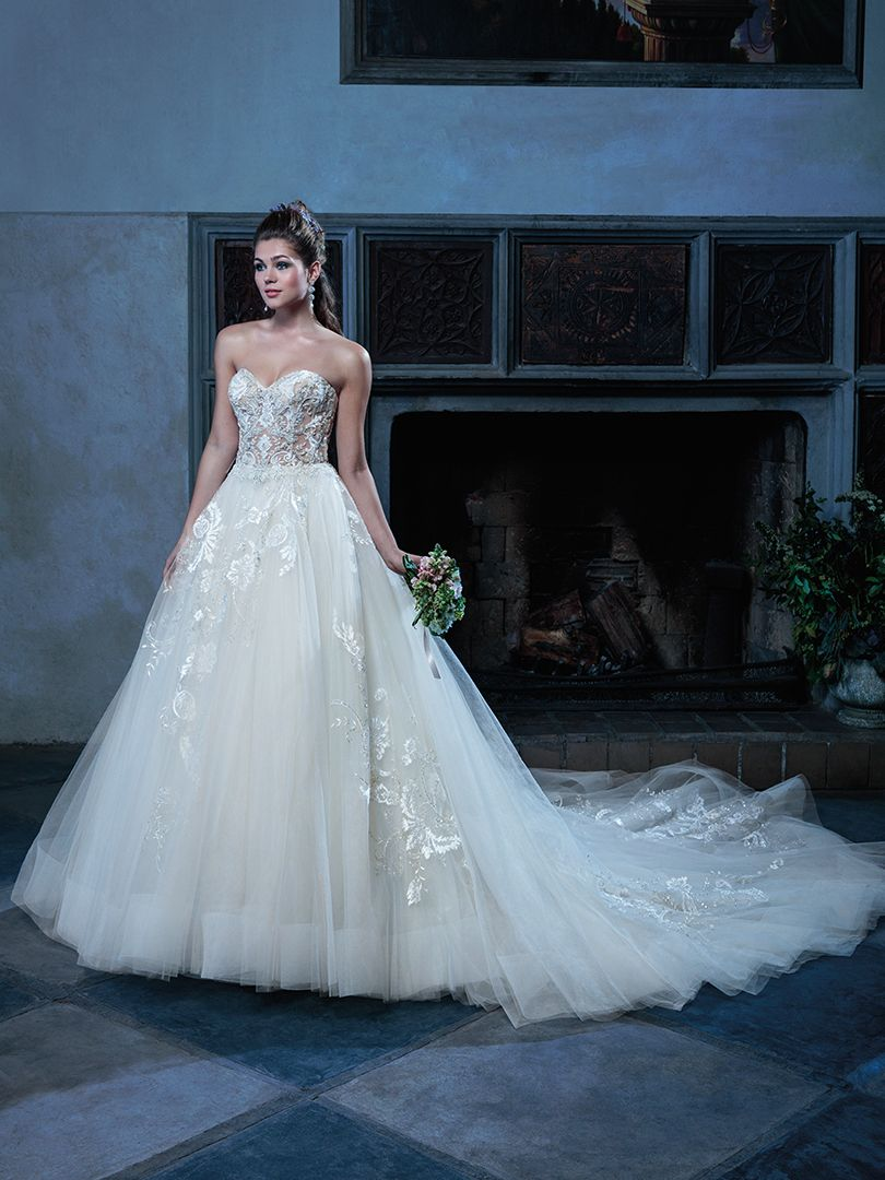 Style C127 Angelique | Amaré Couture Bridal